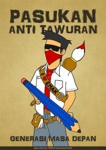 pasukan anti tawuran